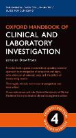 Oxford Handbook of Clinical and Laboratory Investigation by Drew (Honorary Reader in Autoimmune Haematology, Barts & The London School of Medicine & Dentistry, Queen Mary Universi Provan