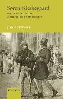 Soren Kierkegaard Subjectivity, Irony, & the Crisis of Modernity by Dr. Jon (Associate Professor, Soren Kierkegaard Research Centre, University of Copenhagen) Stewart