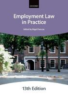 Employment Law in Practice by The City Law School