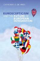 Euroscepticism and the Future of European Integration by Catherine E. (Professor of Politics, University of Essex) De Vries