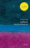 Logic: A Very Short Introduction by Graham (Distinguished Professor of Philosophy at the CUNY Graduate Center) Priest