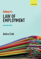 Selwyn's Law of Employment by Astra (Barrister-at-law) Emir