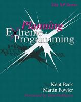 Planning Extreme Programming by Kent Beck, Martin Fowler