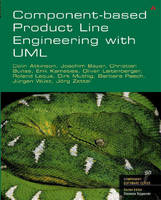 Component-based product line engineering with UML by Colin Atkinson
