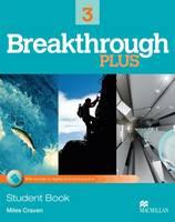 Breakthrough Plus 3 Student Book plus Digibook pack by Miles Craven