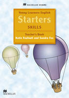 Young Learners English Skills Starters Teachers Book w/ webcode by Sandra Fox
