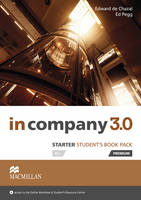In Company 3.0 - Starter - Student's Premium Book Pack by Edward de Chazal, Ed, Jr. Pegg