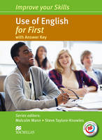 Improve your Skills: Use of English for First Student's Book with key & MPO Pack by Malcolm Mann