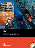 Italy - Pre Intermediate Reader with CD by Coleen Degnan-Veness
