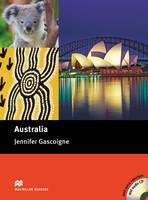Australia - Book & CD - Upper Intermediate Reader by Jennifer Gascoigne