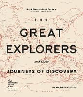 RGS The Great Explorers by Beau Riffenburgh