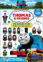 Thomas & Friends Character Encyclopedia With Thomas Mini toy by DK