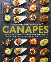 Canapes Victoria Blashford-Snell and Eric Treuille by Eric Treuille, Victoria Blashford-Snell