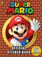 Super Mario: Official Sticker Book by