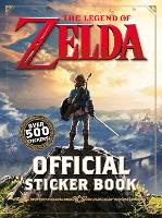 The Legend of Zelda: Official Sticker Book by