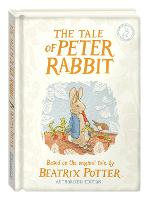 The Tale of Peter Rabbit: Gift Edition by Beatrix Potter, Adam Wardle