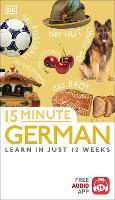 15 Minute German by DK