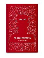 Cover for Frankenstein  by Mary Shelley