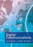 Digital Communications by Ian Glover, Peter M. Grant