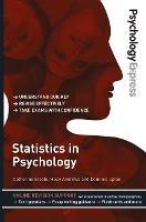 Psychology Express: Statistics in Psychology (Undergraduate Revision Guide) by Catherine Steele, Holly Andrews, Dominic Upton