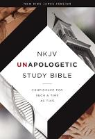 NKJV, Unapologetic Study Bible, Hardcover, Red Letter Edition Confidence for Such a Time As This by Emmanuel Foundation