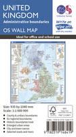 United Kingdom Administrative Boundaries by Ordnance Survey