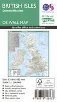 British Isles Communication by Ordnance Survey