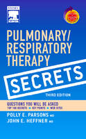 Pulmonary/Respiratory Therapy Secrets With STUDENT CONSULT Online Access by Polly E. Parsons