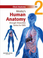 Mosby's Human Anatomy Through Dissection For EMS: Chest Anatomy DVD by Jones & Bartlett Learning, Mosby