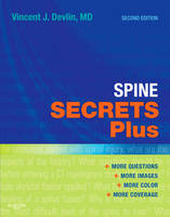 Spine Secrets Plus by Vincent J. Devlin