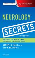 Neurology Secrets by Joseph S. Kass, Eli M. Mizrahi