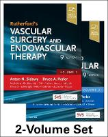 Rutherford's Vascular Surgery and Endovascular Therapy, 2-Volume Set by Anton N, MD, MPH Sidawy, Bruce A, MD, MBA Perler