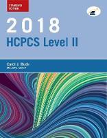 2018 HCPCS Level II Standard Edition by Carol J. Buck