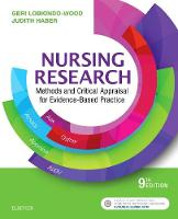 Nursing Research Methods and Critical Appraisal for Evidence-Based Practice by Geri LoBiondo-Wood, Judith Haber