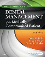 Little and Falace's Dental Management of the Medically Compromised Patient by Little, Miller, Nelson Rhodus