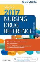 Mosby's 2017 Nursing Drug Reference by Linda Skidmore-Roth