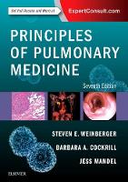 Principles of Pulmonary Medicine by Steven E. Weinberger, Barbara A. Cockrill, Jess Mandel