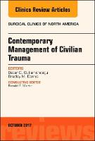 Trauma, An Issue of Surgical Clinics by Oscar Guillamondegui, Bradley Dennis