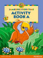 Jamboree Storytime Level A: Activity Book 2nd edition by Jackie Holderness, Bill Laar