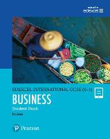 Edexcel International GCSE (9-1) Business Student Book by Rob Jones