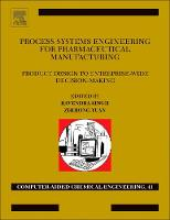 Process Systems Engineering for Pharmaceutical Manufacturing by Ravendra (NSF Engineering Research Center (ERC) for Structured Organic Particulate Systems (C- SOPS), Department of Chem Singh