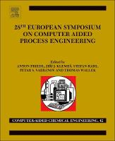 27th European Symposium on Computer Aided Process Engineering by A. Espuna