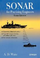 Sonar for Practising Engineers by A. D. Waite
