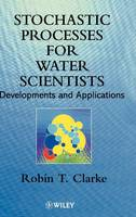 Cover for Stochastic Processes for Water Scientists  by Robin Clarke