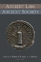 Ancient Law, Ancient Society by Dennis P. Kehoe, Thomas McGinn