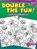 SPARK Double the Fun! Spot-the-Differences by Fran Newman-D'Amico