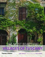 The Most Beautiful Villages of Tuscany by James Bentley, Hugh Palmer