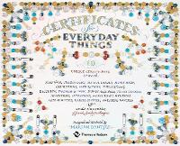 Certificates for Everyday Things by Marian Bantjes