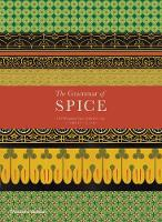 The Grammar of Spice: Gift Wrapping Paper Book by Caz Hildebrand
