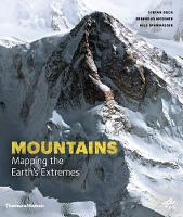 Unseen Extremes: Mapping the World's Greatest Mountains The Fourth Dimension by Stefan Dech